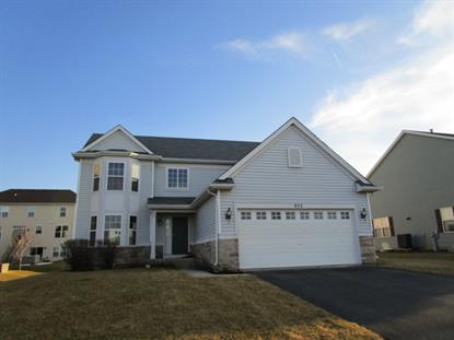 853 Forest View Way Antioch, IL MLS# 09181780