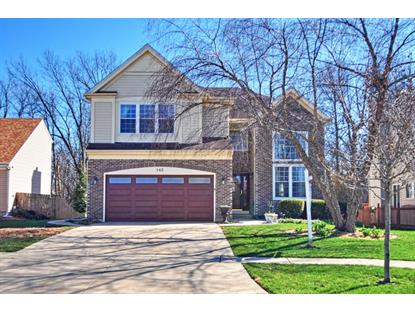 142 Emerald Drive Streamwood, IL MLS# 09186273