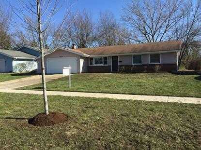 1035 W WEATHERSFIELD Way Schaumburg, IL MLS# 09195970