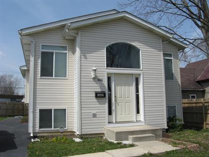 1822 Hermon Avenue Zion, IL MLS# 09199443