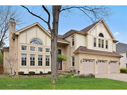 1492 Burberry Lane Schaumburg, IL MLS# 09203545