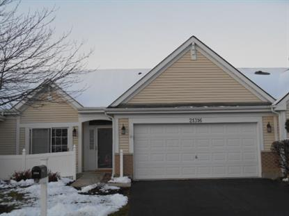 21316 W DOUGLAS Lane Plainfield, IL MLS# 09259281