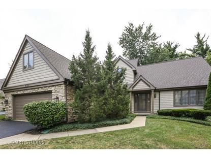 1001 WINTERGREEN Lane Darien, IL MLS# 09320658