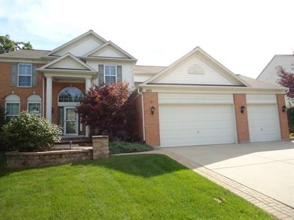 805 Blue Ridge Drive Streamwood, IL MLS# 09340086