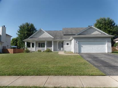 13734 Savanna Drive Plainfield, IL 60544 MLS# 09388392