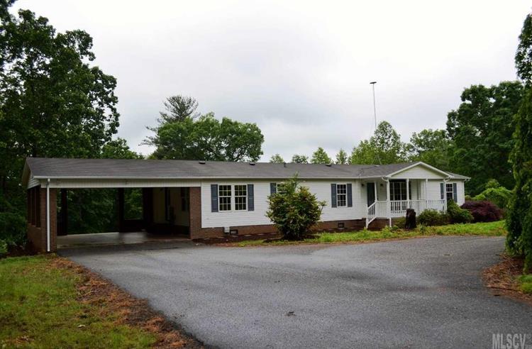 362 Crowson Rd, Taylorsville, NC 28681