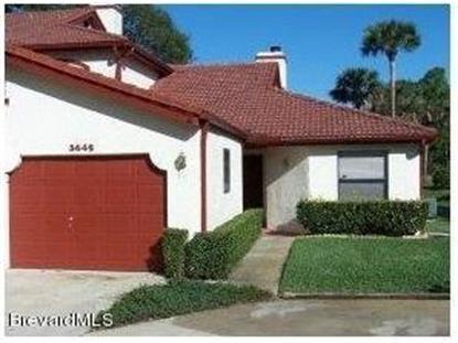 3645 Muirfield Drive Titusville, FL MLS# 689711