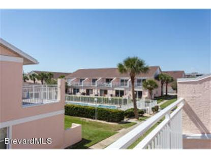 125 Escambia Lane Cocoa Beach, FL MLS# 690593