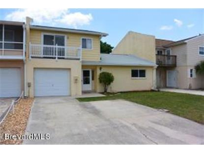 14 Colonial Drive Cocoa Beach, FL MLS# 698996