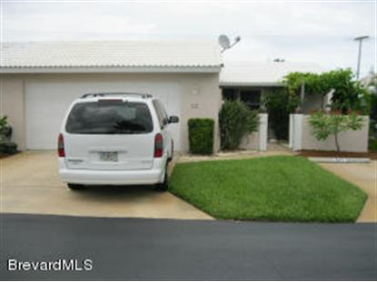 535 Majorca Court Satellite Beach, FL MLS# 700672