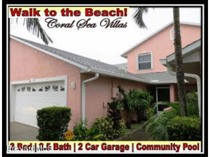 60 Coral Sea Way Satellite Beach, FL MLS# 701910