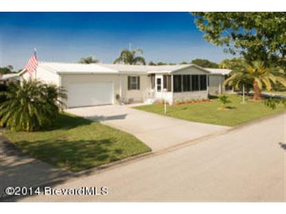 832 Tamarind Circle Barefoot Bay, FL MLS# 704906