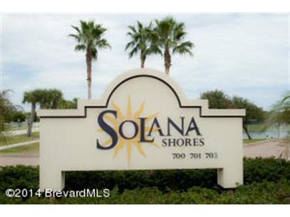 701 Solana Shores Drive Cape Canaveral, FL MLS# 705302