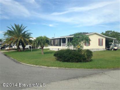 1295 Waterway Drive Barefoot Bay, FL MLS# 706017