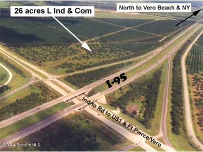 13924 Indrio Rd & I-95 Nw Cor Fort Pierce, FL MLS# 706502