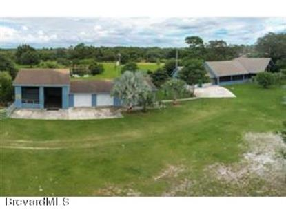 9260 Fleming Grant Road Micco, FL MLS# 706564