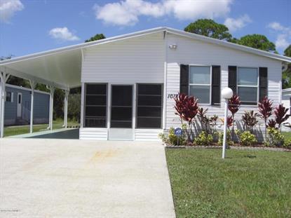 1018 Sebastian Road Barefoot Bay, FL MLS# 706661