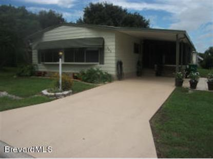 355 Marlin Circle Barefoot Bay, FL MLS# 708031