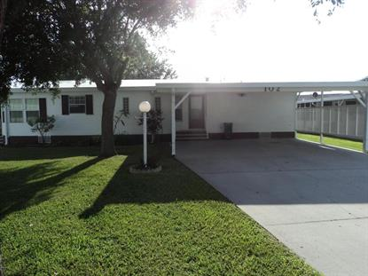 102 Bunting Court Barefoot Bay, FL MLS# 708455
