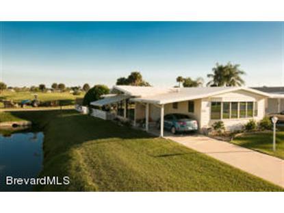 1174 Barefoot Circle Barefoot Bay, FL MLS# 709506