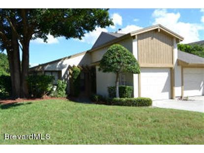 1732 Quail Trail Melbourne, FL MLS# 709787