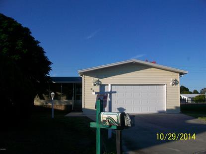 625 Amber Jack Court Barefoot Bay, FL MLS# 710666