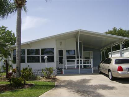 807 Tamarind Circle Barefoot Bay, FL MLS# 710808