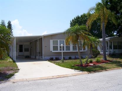 620 Dolphin Circle Barefoot Bay, FL MLS# 713263