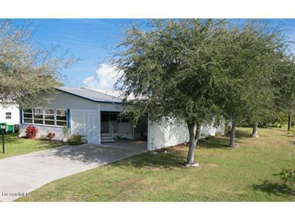 700 Lark Drive Barefoot Bay, FL MLS# 715393