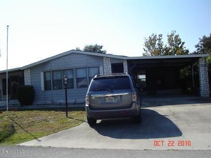 923 Cypress Street Barefoot Bay, FL MLS# 715931