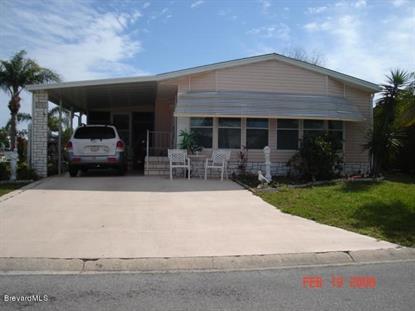 522 Citron Drive Barefoot Bay, FL MLS# 715983