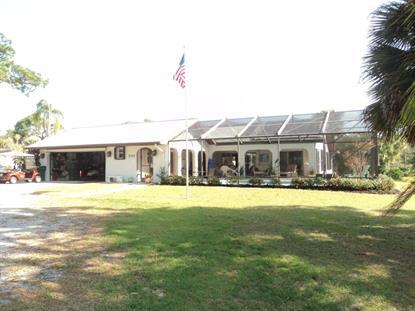 9685 Mockingbird Lane Micco, FL MLS# 716885