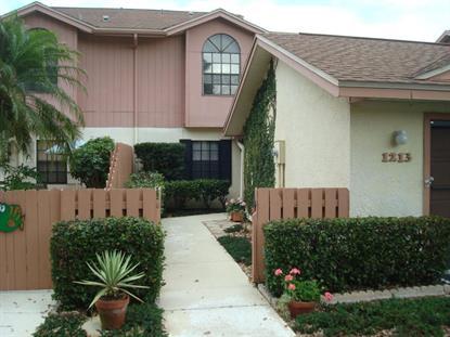 1213 Island Green Drive Palm Bay, FL MLS# 719192