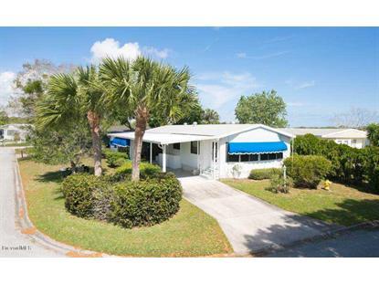 832 Periwinkle Circle Barefoot Bay, FL MLS# 720096