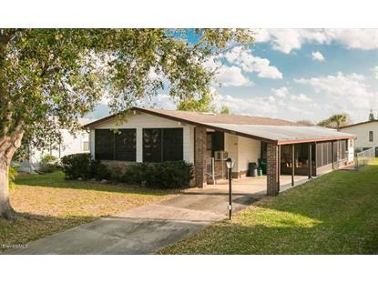 919 Dogwood Drive Barefoot Bay, FL MLS# 720959