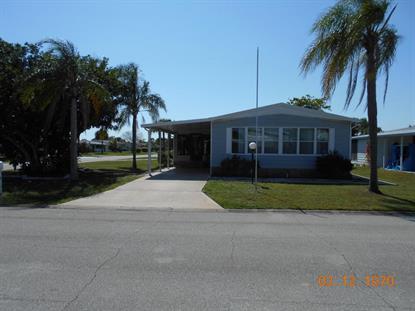 701 Wedelia Drive Barefoot Bay, FL MLS# 721195