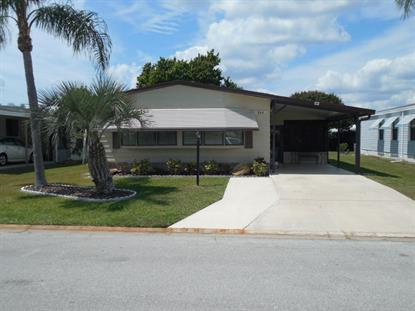 844 Periwinkle Circle Barefoot Bay, FL MLS# 721591