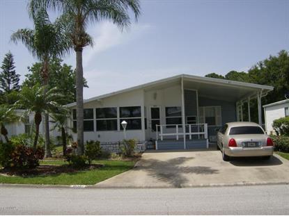 807 Tamarind Circle Barefoot Bay, FL MLS# 723023