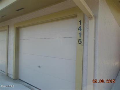 1415 NE Club Gardens Drive Palm Bay, FL MLS# 725676