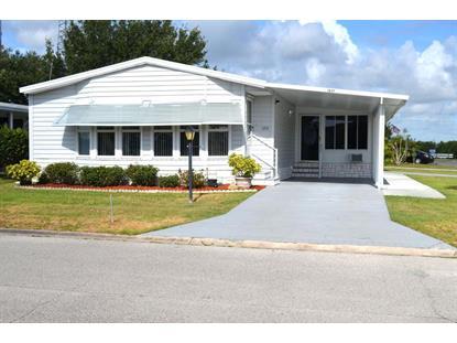 1231 Calusa Drive Barefoot Bay, FL MLS# 725964