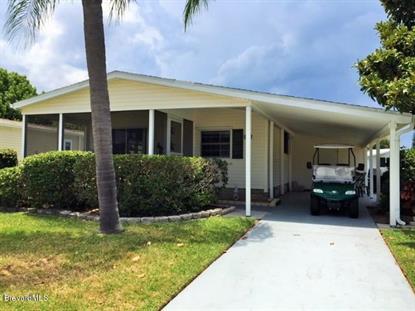803 Draco Drive Barefoot Bay, FL MLS# 727397