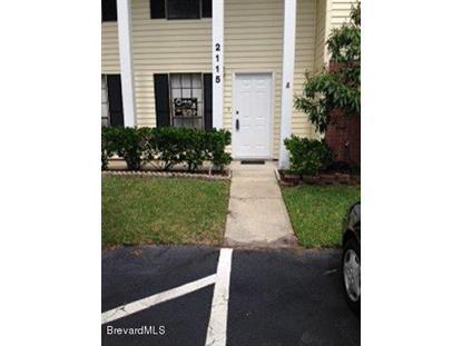2115 NE Manor Drive Palm Bay, FL MLS# 730198