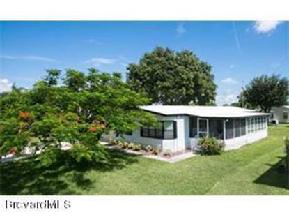 920 Evergreen Street Barefoot Bay, FL MLS# 731297