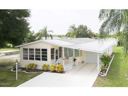 394 Egret Circle Barefoot Bay, FL MLS# 731383