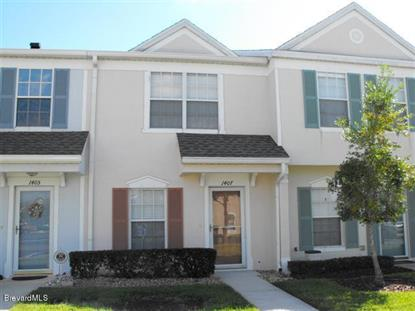 1407 Hampton Park Lane Melbourne, FL MLS# 731497