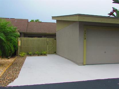 1713 NE Club Gardens Drive Palm Bay, FL MLS# 731517
