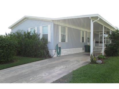 733 Lark Drive Barefoot Bay, FL MLS# 736640