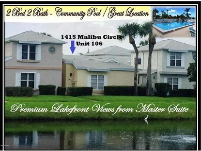 1415 NE Malibu Circle Palm Bay, FL MLS# 736661
