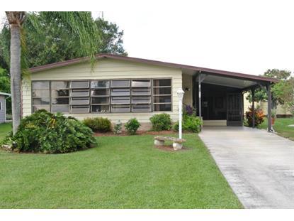 824 Hyacinth Circle Barefoot Bay, FL MLS# 738859