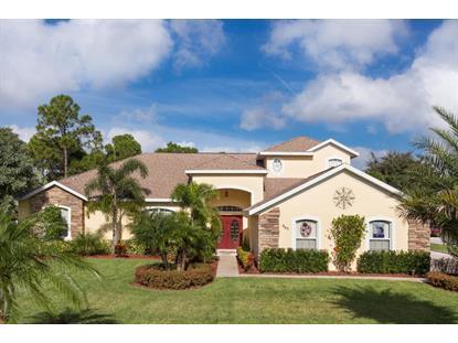 961 SE Easterwood Court Palm Bay, FL MLS# 739107